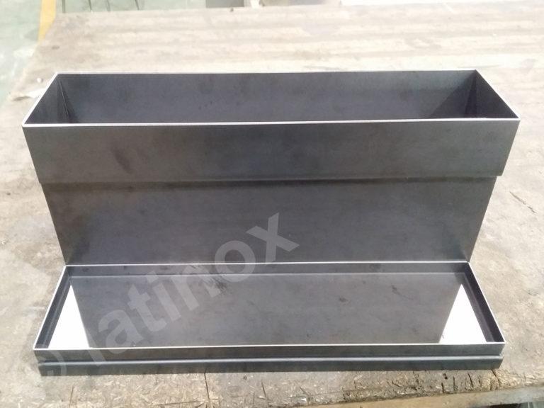 Vasche in acciaio inox