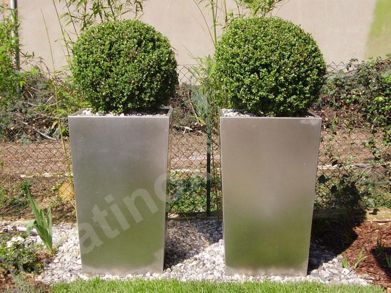 Vasi in acciaio inox AISI 304
